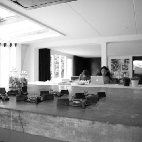 keuken gedeelte zaal